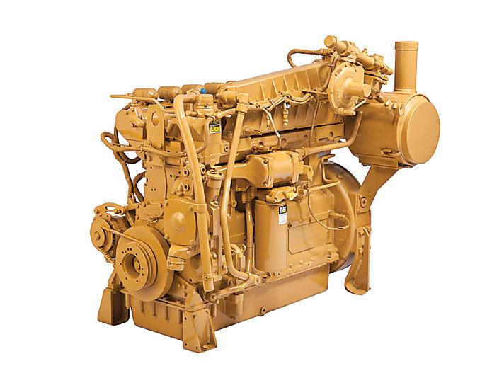 Caterpillar C18 Engine