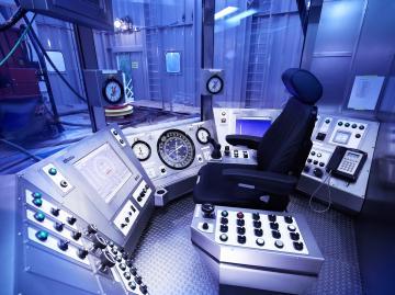 Drillers control Room, MCC, VFD